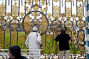 Catherine Originals - CatherinePalace Gates C012 by Charles  Ridgway