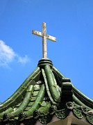 Forgiveness Prints - Catholic Shrine Print by Yali Shi