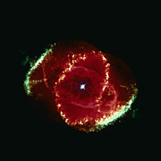 Cats Eye Prints - Cats Eye Nebula Print by Stocktrek Images