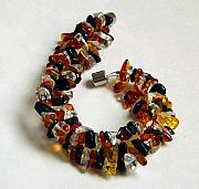 Butterfly Jewelry Originals - Catterpillar Bracelet by Robin Copper