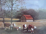 Charles Roy Smith - Cattle Farm