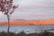 Stella Sherman - Caucomgomoc Lake Sunrise in Maine
