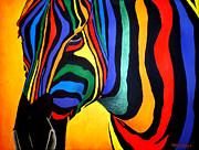 Cavallo Di Colore Print by Lynsie Petig