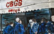 Cities Originals - Cbgb by Wayne Pearce
