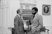 Carter Art - Cbs Reporter Ed Bradley 1941-2006 by Everett