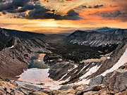 Mountain Light Prints - CDT Sunrise Print by Leland Howard
