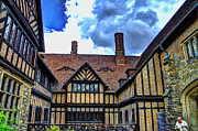 Berlin Germany Prints - Cecilienhof Palace at Neuer Garten Print by Jon Berghoff