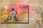 Photoart Prints - Cecropia Euphoria Print by Ed Hall