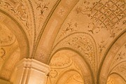 Art Product Photo Prints - Ceiling Detail, Boston Public Library, Copley Square, Boston, Massachusetts, Usa Print by Design Pics / Richard Cummins