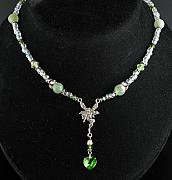 Peridot Jewelry - Celebrating Spring by Cheryl Brumfield Knox