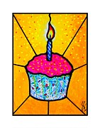 Gifts Originals - Celebration Cupcake by Jim Harris