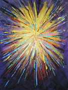 Forgiveness Paintings - Celebration by Deborah Brown