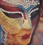Teresa Beyer - Celebration Mask