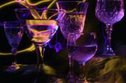 Celebration Of Light Print by Barbara  White