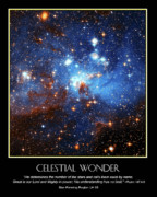 Wonder Paintings - Celestial Wonders by Our Creator