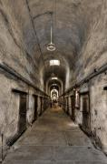 Philadelphia Photo Prints - Cell Block  Print by Evelina Kremsdorf