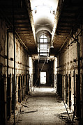 Cell Block Number 9 Print by Bill Cannon