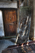 Punishment Prints - Cell Doors - Eastern State Penitentiary Print by Lee Dos Santos