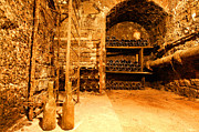 Cellar Digital Art Prints - Cellier Print by John Galbo