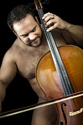 Chest Photos - Cello by Bear Pictureart