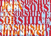 Censorship Print by Sabrina McGowens
