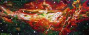 Centaurus Print by Ericka Herazo