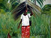 Gwendolyn Frazier - Central African Woman