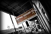Pellegrin Posters - Central Grocery Poster by Scott Pellegrin