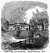 1819 Photos - Centre College, 1819 by Granger