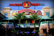 Fences Prints - Centro Ybor Print by Amanda Vouglas