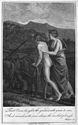 Demeter Prints - Ceres And Triptolemus Print by Granger