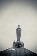 Chicago Board Of Trade Prints - Ceres statue  Print by Linda Matlow