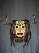 Featured Reliefs - Cernunnos  by Shane  Tweten