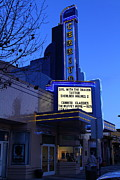 Cerrito Theater In El Cerrito California . 7d11035 Print by Wingsdomain Art and Photography