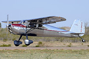 Casa Grande Photos - Cessna 140 NC2574N Cactus Fly-in March 2 2012 by Brian Lockett