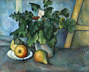 Impressionism Photos - CEZANNE: STILL LIFE, c1888 by Granger