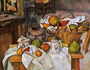 Impressionism Photos - Cezanne: Table, 1888-90 by Granger