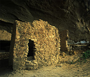 Ancient People Prints - Chaco Canyon Treasure Print by Bob Christopher