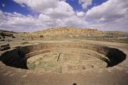 World Cultures Metal Prints - Chaco Culture National Historic Park Metal Print by Paul Nicklen