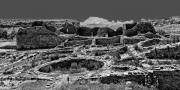 Anasazi Prints - Chaco Fifteen Print by Paul Basile