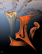 The Violin - Chaconne by Endre Balogh