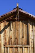 Wooden Structure Photos - Chain Up by Kelley King