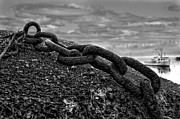 Quebec Photos - Chained by Jordy Rabinowitz