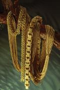 Artifact Photos - Chains From A Spanish Shipwreck by Sisse Brimberg