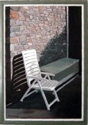 Lawn Chair Originals - Chair by Marie Dunkley