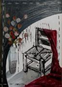 Chair Viii Print by Peter Allan