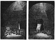 Cellar Prints - Champagne Production, 19th Century Print by Cci Archives