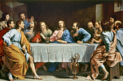 Last Supper Photo Posters - Champaigne: Last Supper Poster by Granger