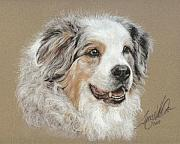 Friend Pastels - Chance by Terry Kirkland Cook