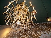 Anne Cameron Cutri - Chandelier Above